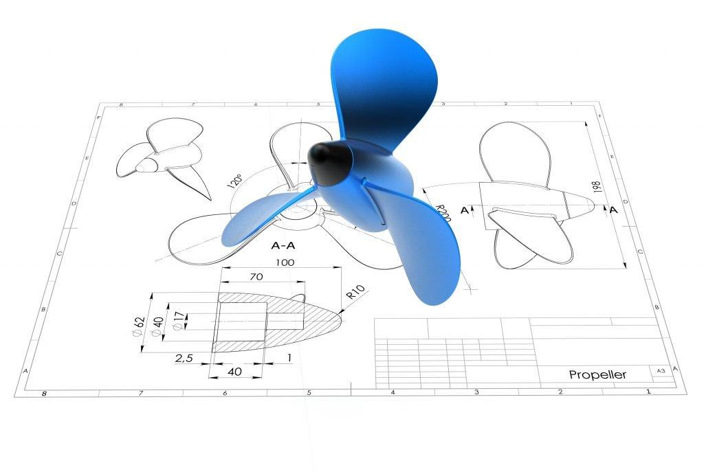 propeller-3d-design
